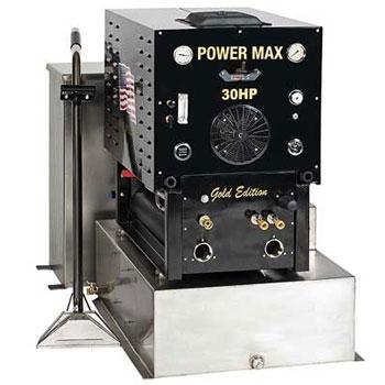 Power Max Truck Mount Machine