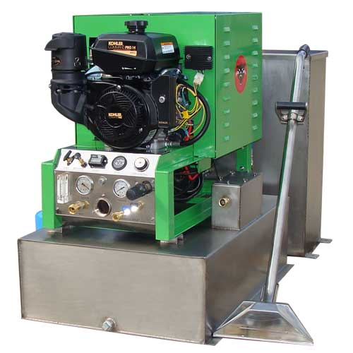 New Truck Mount Carpet And Tile Cleaning Equipment Machine